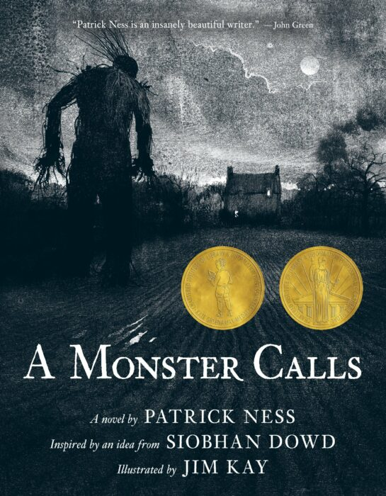 A Monster Calls, Patrick Ness
