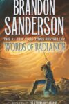 Words of Radiance, Brandon Sanderson (cover art: Michael Whelan