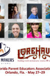 Realm Makers Bookstore and Lorehaven at FPEA, Orlando, May 27–29, 2021