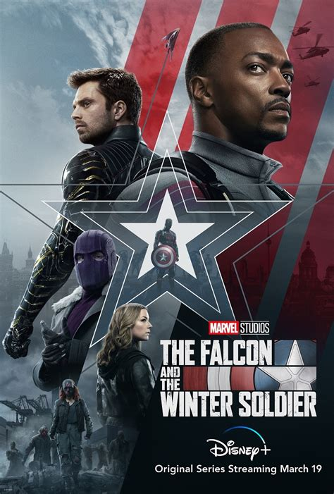 Marvel's The Falcon and the Winter Soldier (2021)