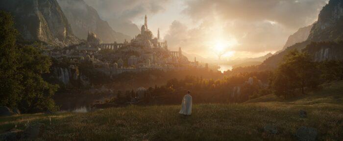 Amazon Studios's Middle-earth series